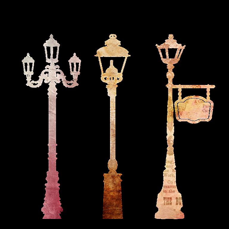 סוגים שונים של מנורות